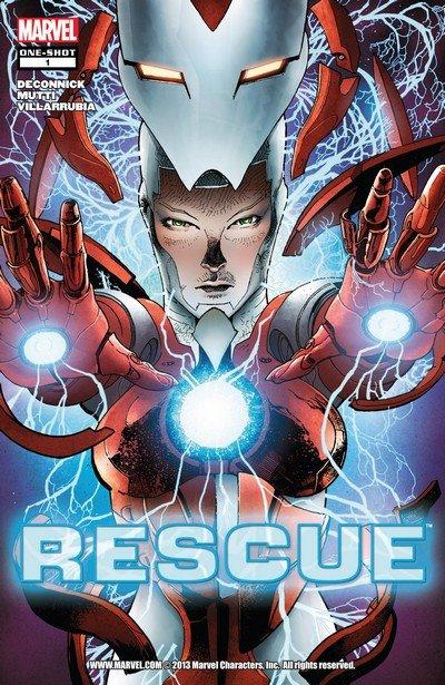 Rescue #1 (2010) (One-Shot)