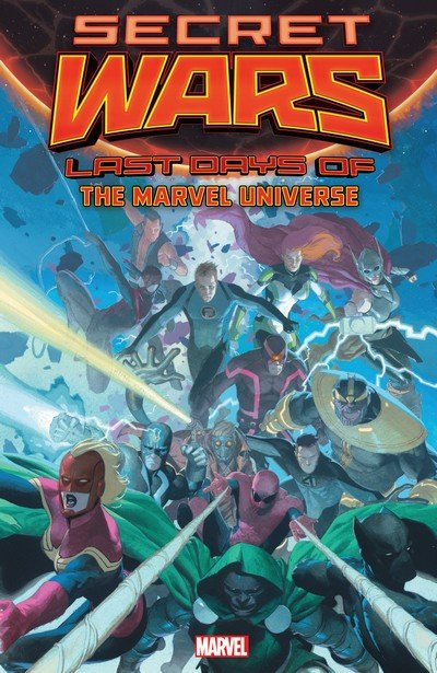 Secret Wars – Last Days of the Marvel Universe (TPB) (2016)