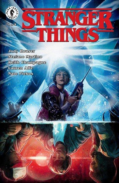 Stranger Things #1 (2018)
