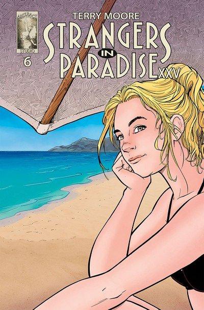Strangers In Paradise XXV #6 (2018)