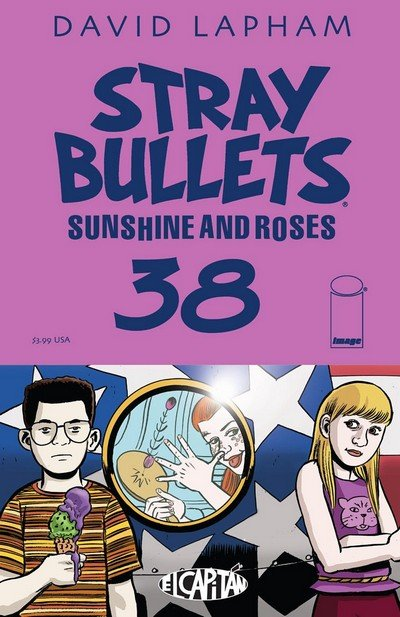 Stray Bullets – Sunshine And Roses #38 (2018)