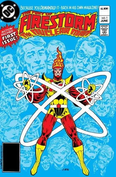 The Fury of Firestorm #1 – 64 + Annuals (1982-1987)