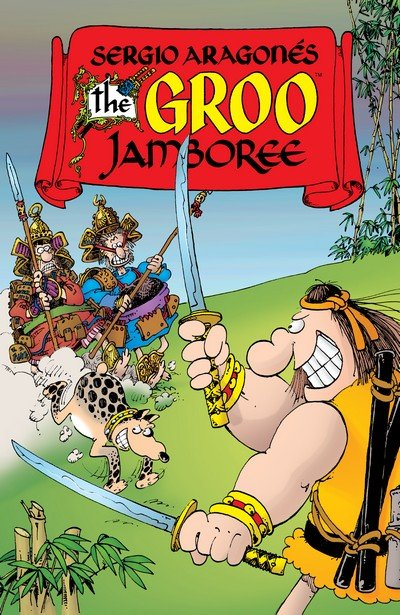 The Groo Jamboree (2000)