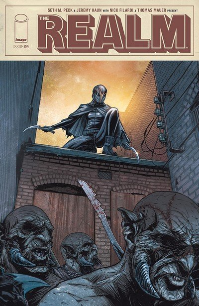 The Realm #9 (2018)