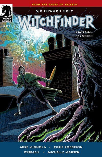 Witchfinder – The Gates Of Heaven #5 (2018)