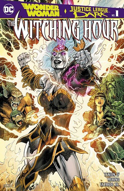 Wonder Woman And Justice League Dark – Witching Hour #1 (2018)