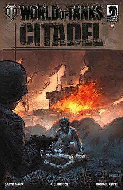 World Of Tanks – Citadel #5 (2018)