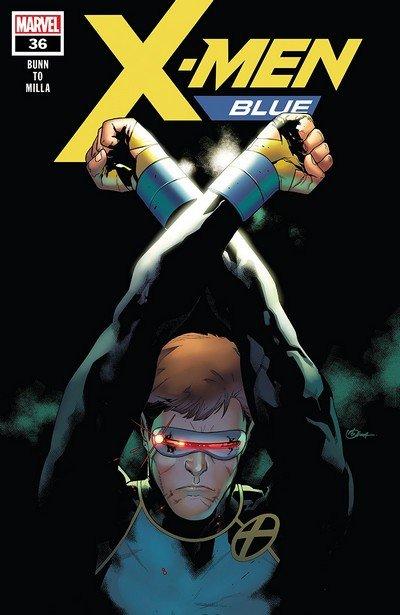 X-Men Blue #36 (2018)