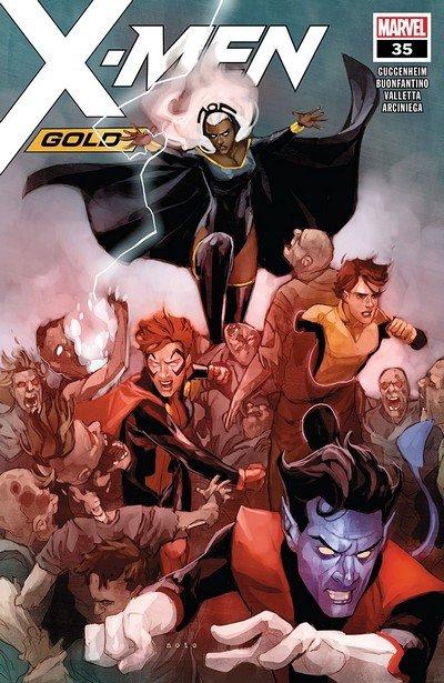 X-Men Gold #35 (2018)