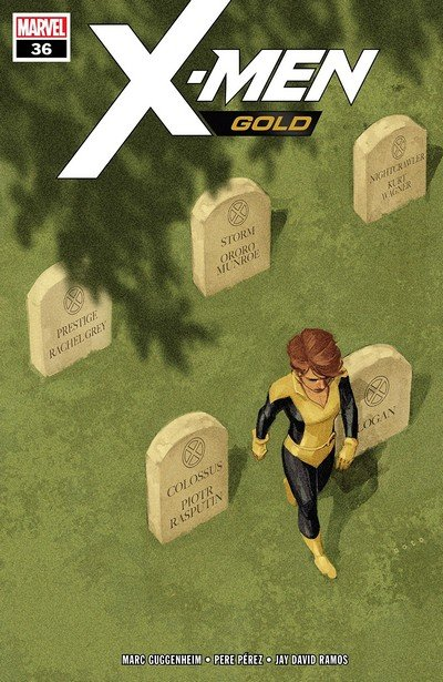 X-Men Gold #36 (2018)