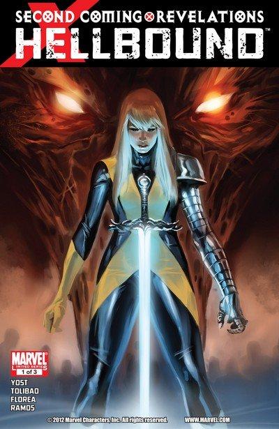 X-Men – Hellbound #1 – 3 (2010)