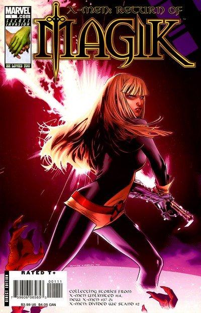X-Men – Return Of Magik #1 (2008) (One Shot)
