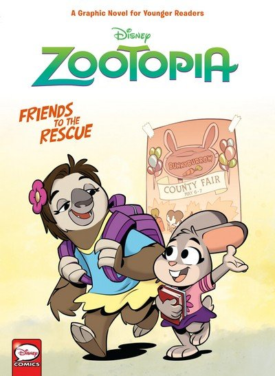Zootopia – Friends to the Rescue (2018)