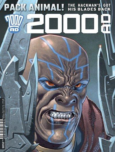 2000AD #2105 (2018)