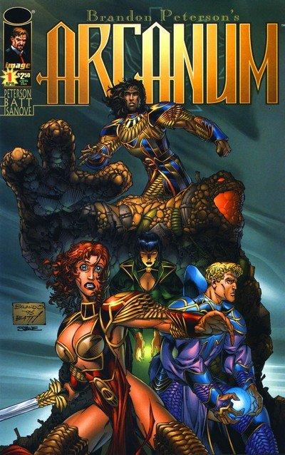 Arcanum #0.5 – 8 (1997-1998)