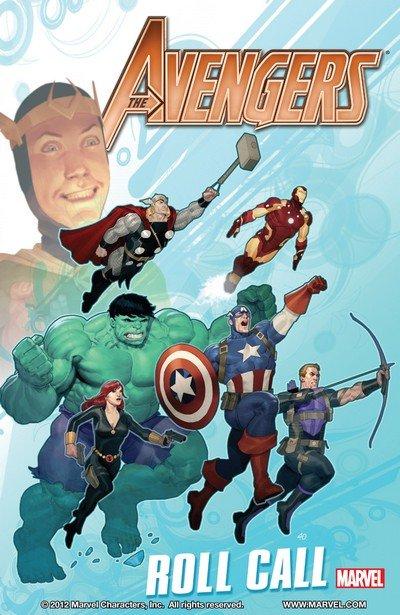 Avengers – Roll Call (2012)