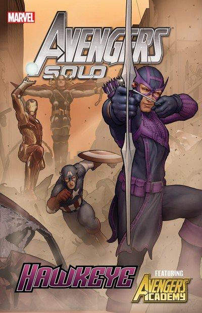 Avengers – Solo (TPB) (2012)