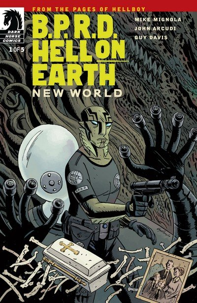 B.P.R.D. Hell on Earth – New World #1 – 5 (2010)
