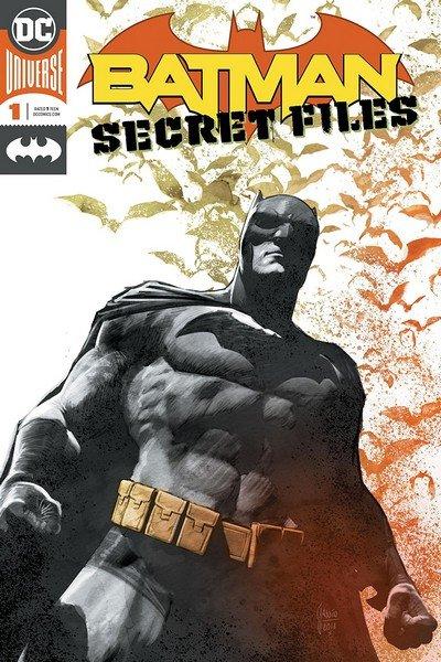 Batman Secret Files #1 (2018)
