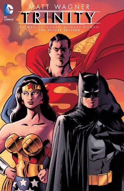 Batman-Superman-Wonder Woman – Trinity – The Deluxe Edition (2015)