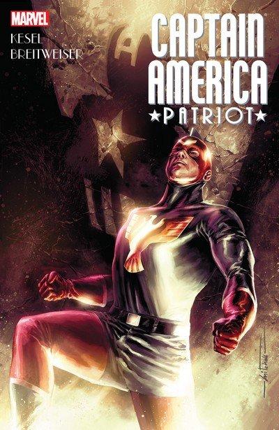 Captain America – Patriot (TPB) (2011)