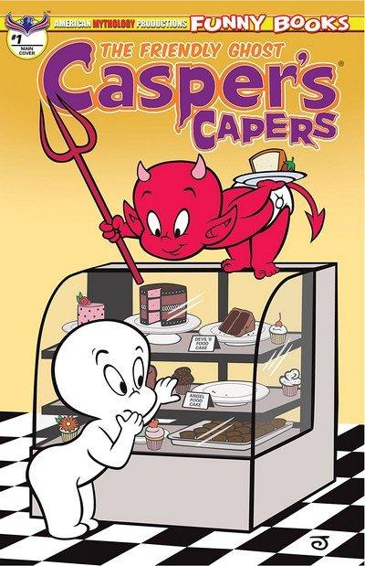 Casper's Capers #1 (2018)