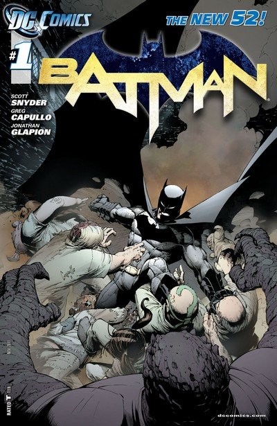 Court of Owls and Nights of the Owls (Story Arc) (2011-2013)