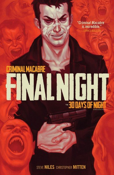 Criminal Macabre – Final Night – The 30 Days of Night Crossover (TPB) (2013)
