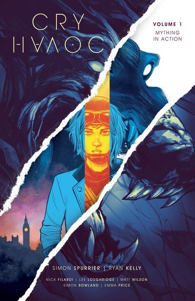 Cry Havoc Vol. 1 – Mything in Action (TPB) (2016)