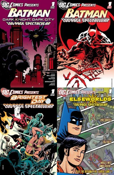 DC Comics Presents (Collection) (2011-2012)