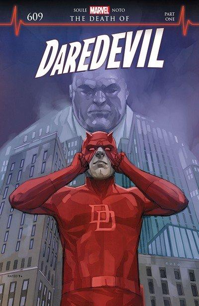 Daredevil #609 (2018)