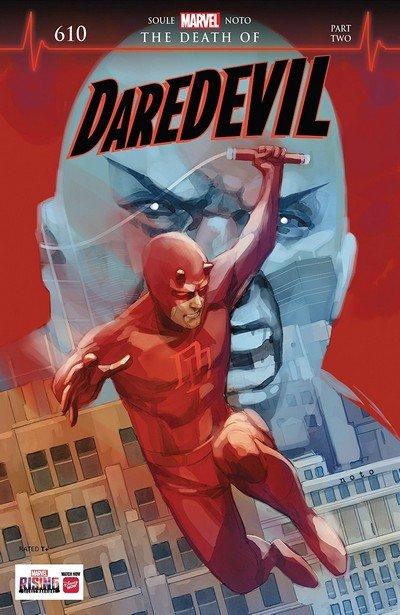 Daredevil #610 (2018)