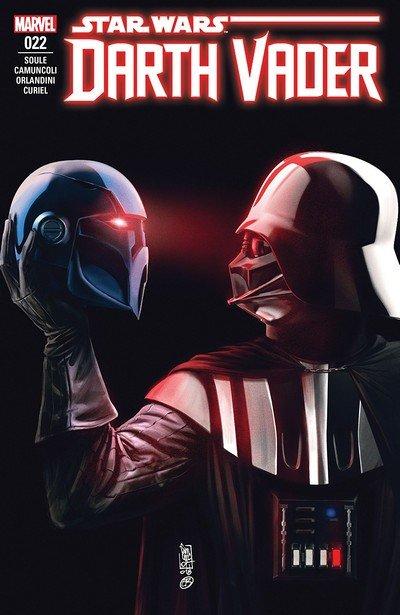 Darth Vader #22 (2018)