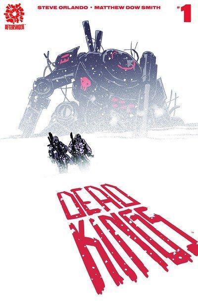 Dead Kings #1 (2018)
