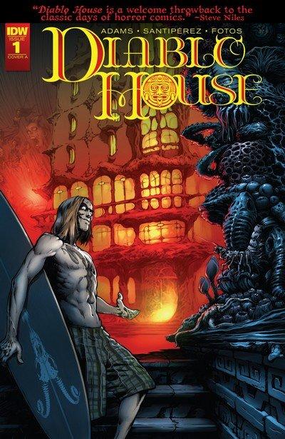 Diablo House #1 – 4 (2017-2018)