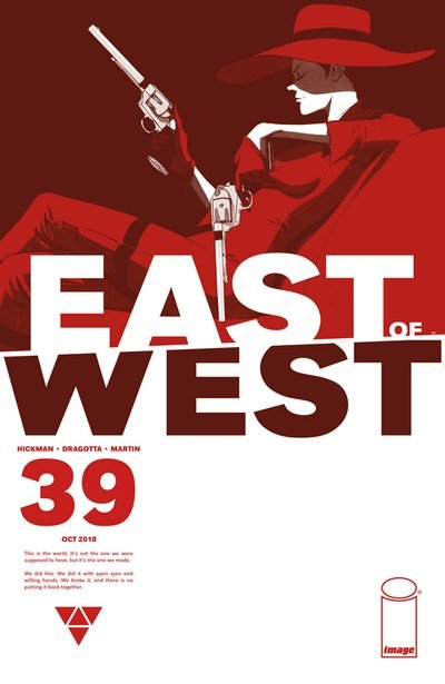 East Of West #39 (2018)