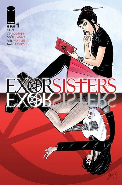 Exorsisters #1 (2018)