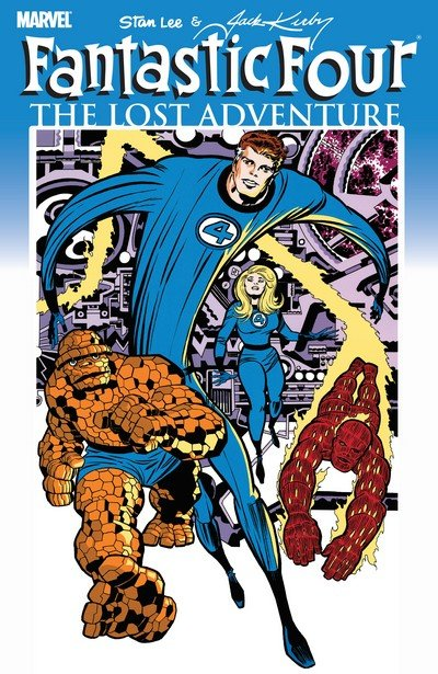 Fantastic Four – The Lost Adventures (Story Arc) (2007-2008)