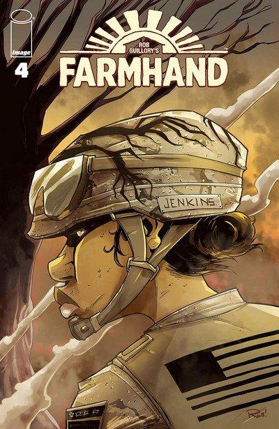 Farmhand #4 (2018)