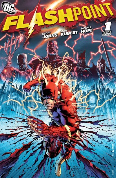 Flashpoint (Story Arc) (2010-2011)