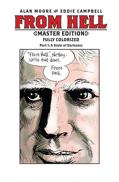 From Hell – Master Edition #1 (2018)