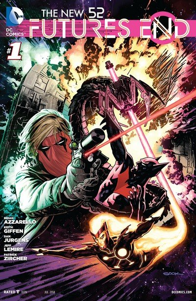 Futures End (Story Arc) (2014-2015)