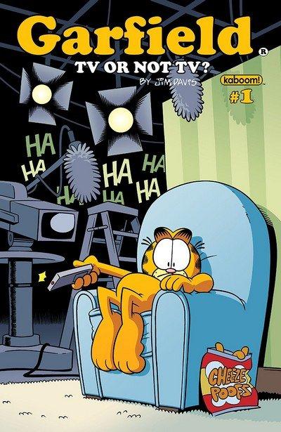 Garfield TV or Not TV (2018)
