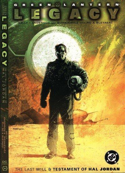 Green Lantern – Legacy – The Last Will & Testament of Hal Jordan (2004)
