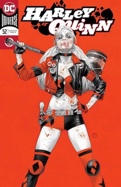 Harley Quinn #52 (2018)
