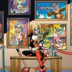 Harley Quinn – A Rogue's Gallery – The Deluxe Cover Art Collection (2017)