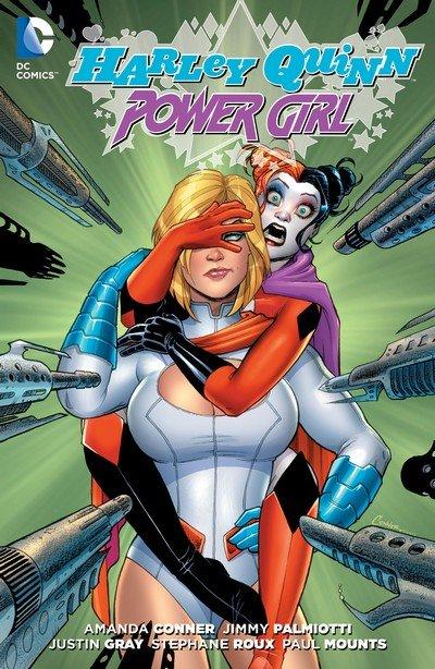 Harley Quinn and Power Girl (TPB) (2016)
