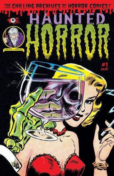 Haunted Horror #1 – 34 (2013-2018)
