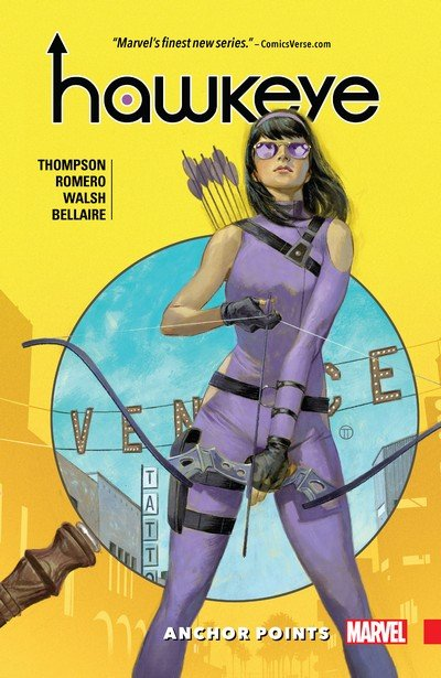 Hawkeye – Kate Bishop Vol. 1 – Anchor Points (TPB) (2017)