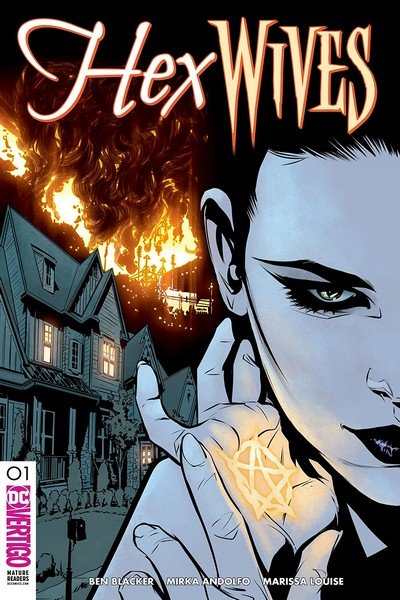 Hex Wives #1 (2018)